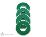 Green VVashers™ - Set of 4